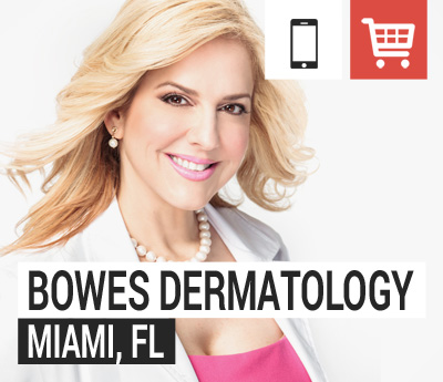 e-commerce platform for Bowes Dermatology by Riverchase