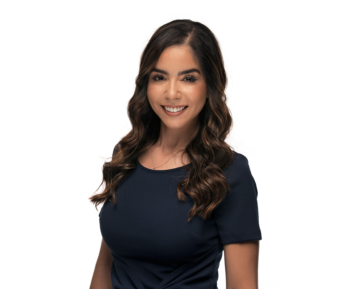 Diana Amaral, LE, Licensed Aesthetician at Sunset Dermatology in South Miami, FL.