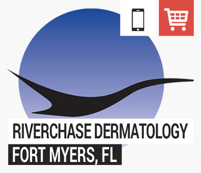 Mobile friendly online store created for Riverchase Dermatology by Redmonkie® in Miami, Florida