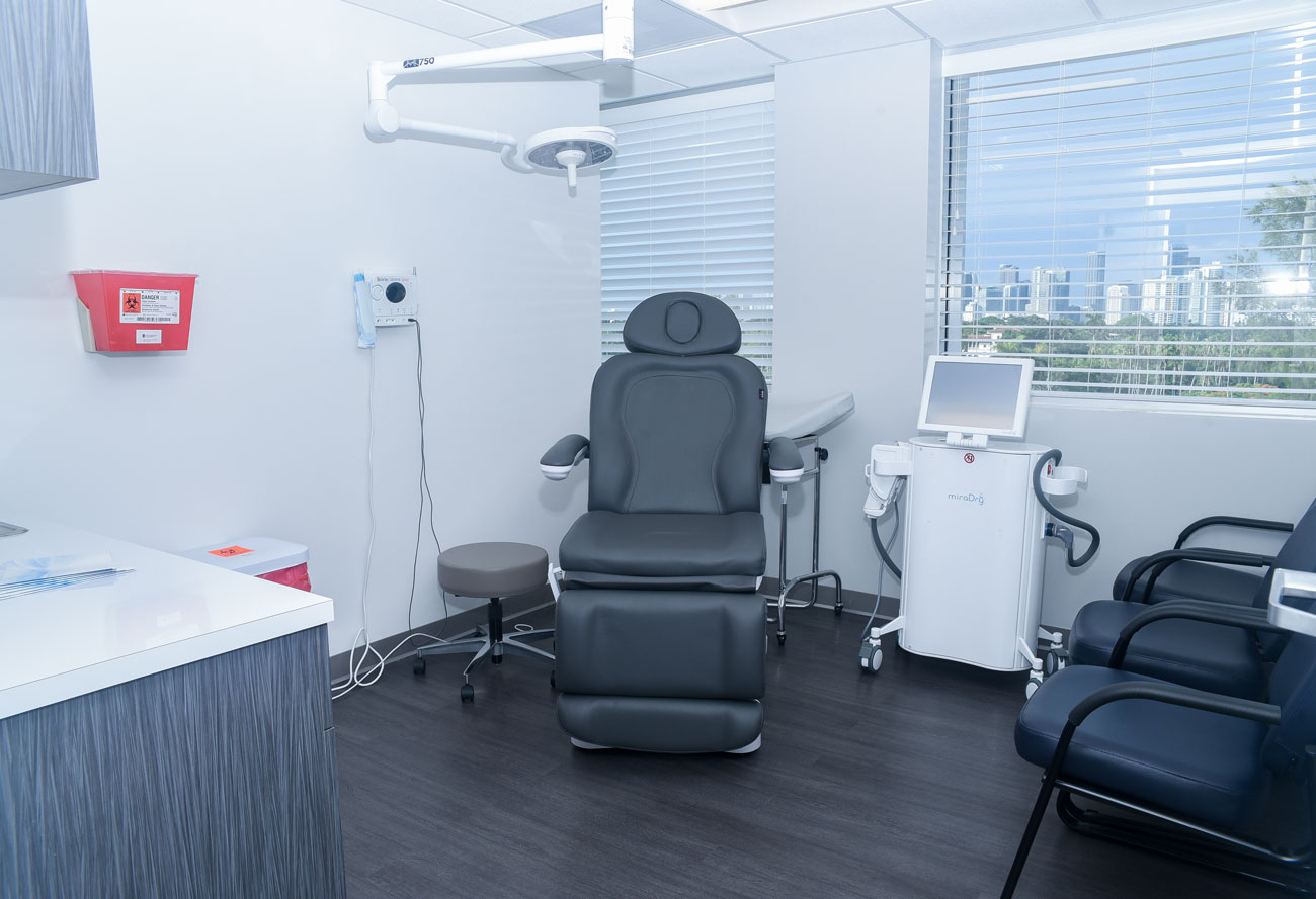 Commercial Photography for Bowes Dermatology by Riverchase in Miami. Photo #4.