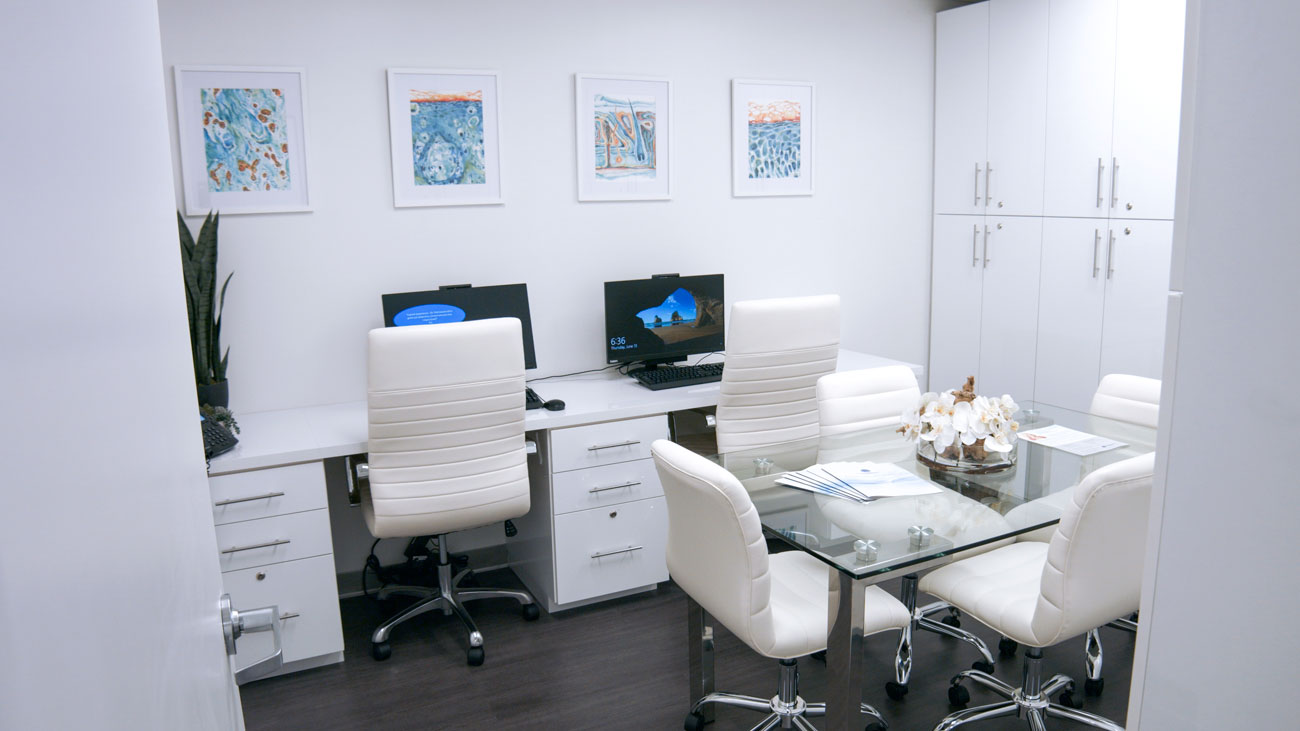 Commercial Photography for Bowes Dermatology by Riverchase in Miami. Photo #3.