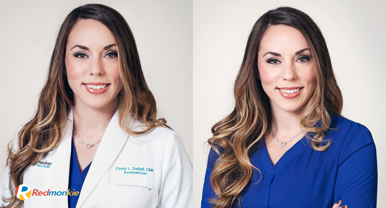 We present our final photo work for Cindy Sellati, a licensed Aesthetician and Certified Medical Electrologist, currently working at Sunset Dermatology.