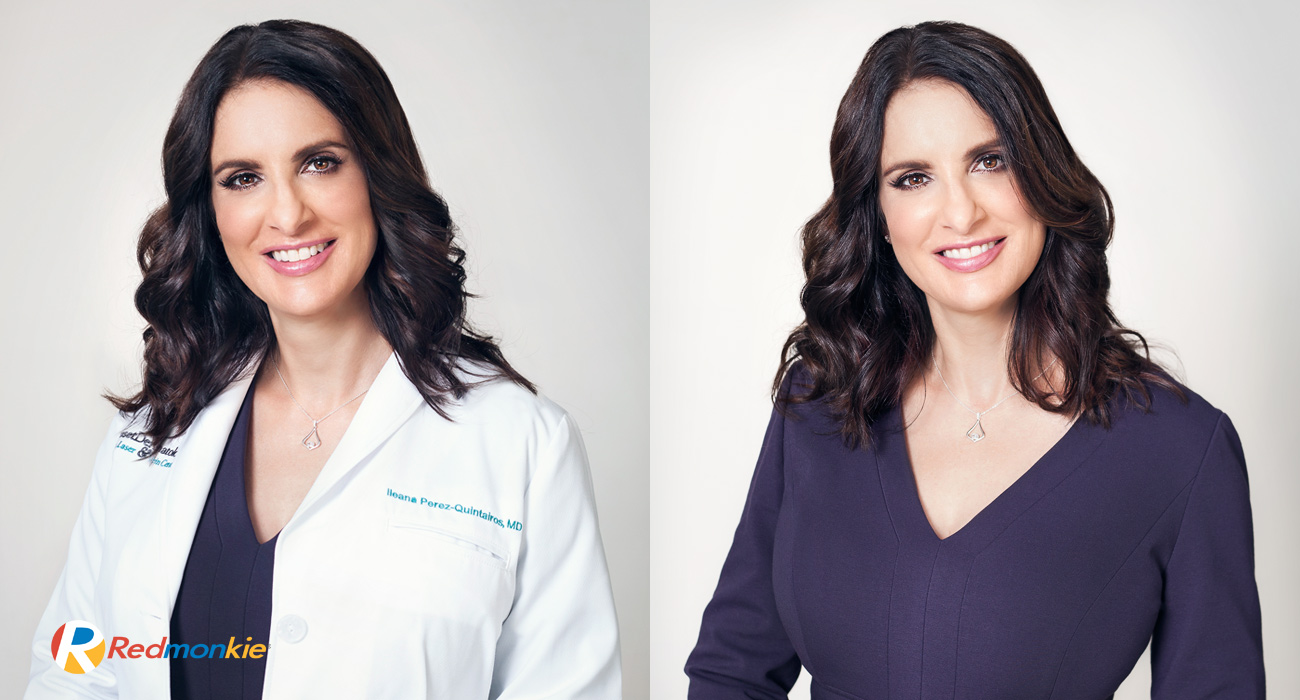 In our most recent photo session for Dr. Ileana Pérez-Quintairos for Sunset Dermatology, we had the opportunity not only to provide a comprehensive service, but to start a lasting business relationship with her that will be of significant growth for both.