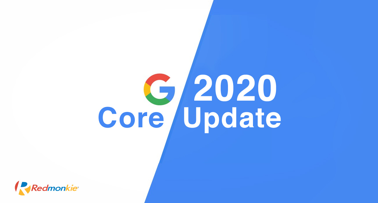 Release of Google core update designed to improve search results