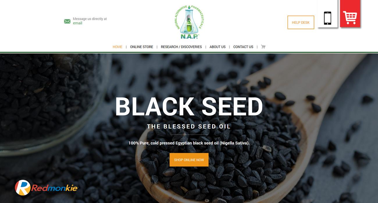 All-In-One Website Plus E-commerce Platform.